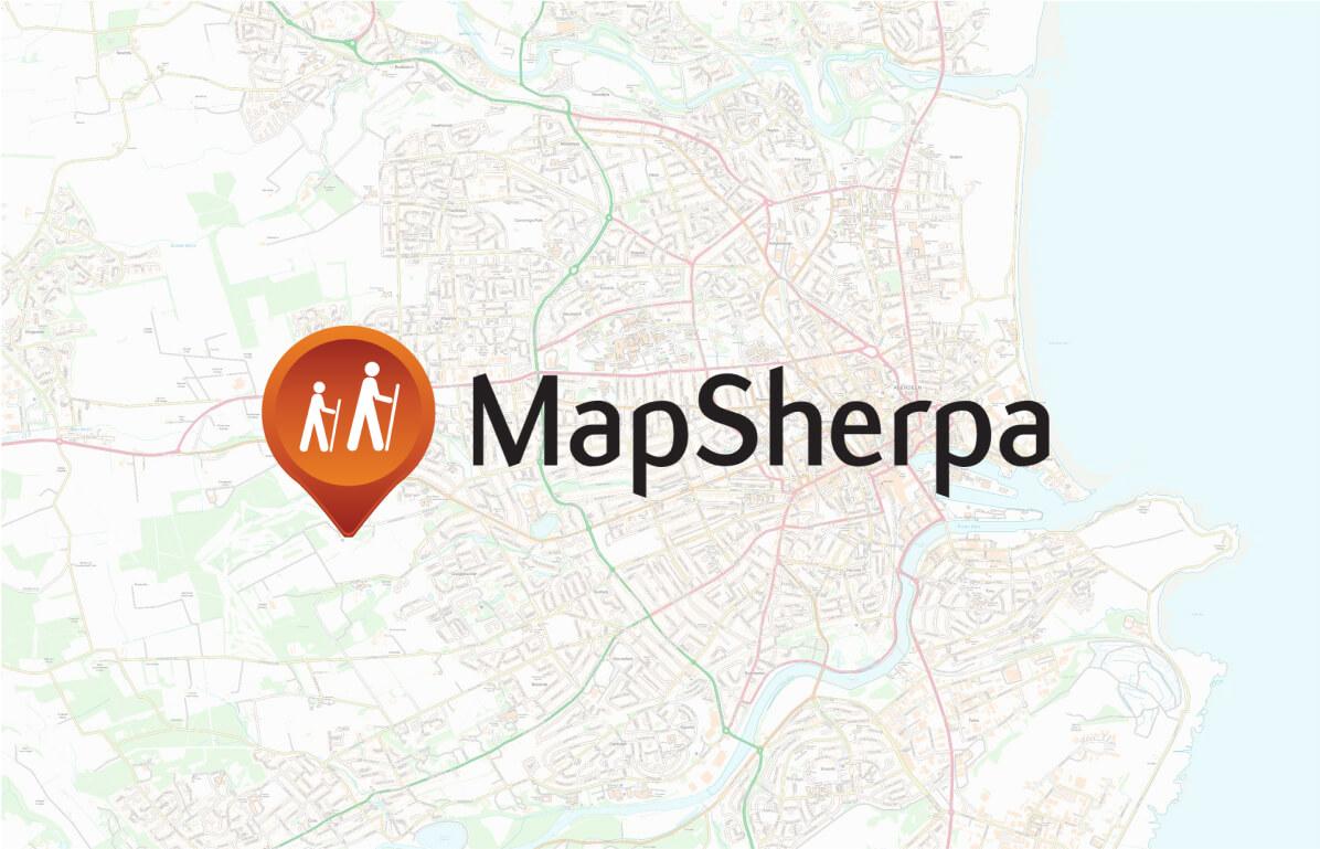 MapSherpa Case Study