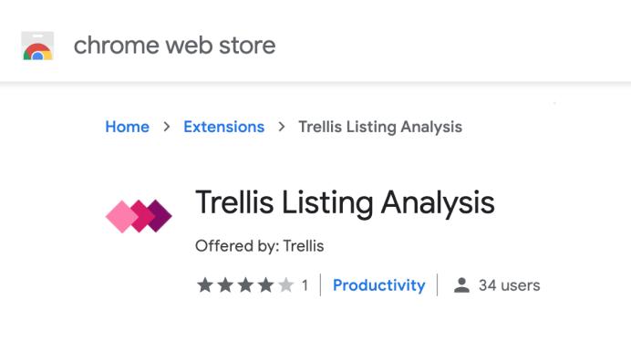 Trellis Chrome Extension